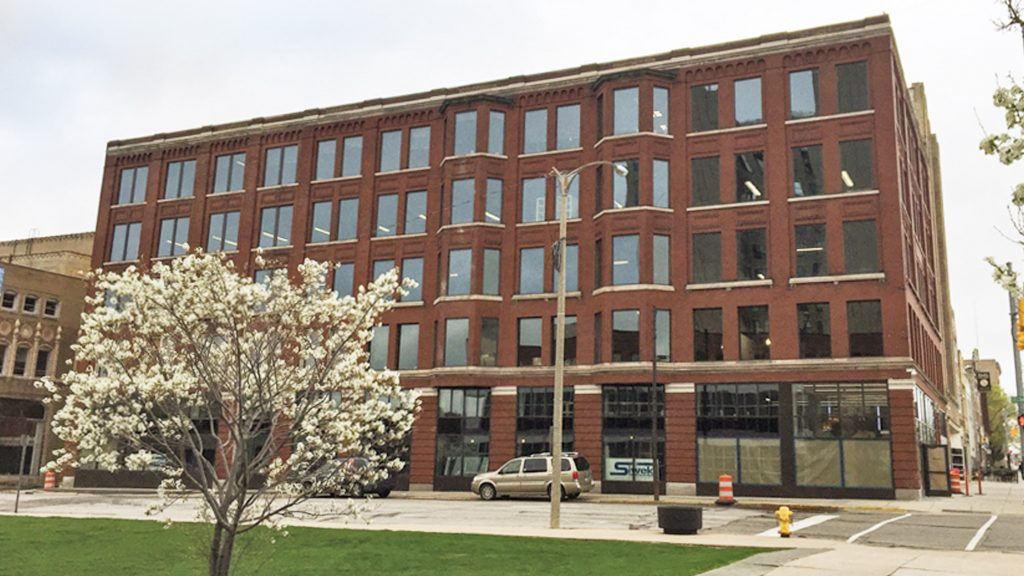 Dryden Building, Flint, MI