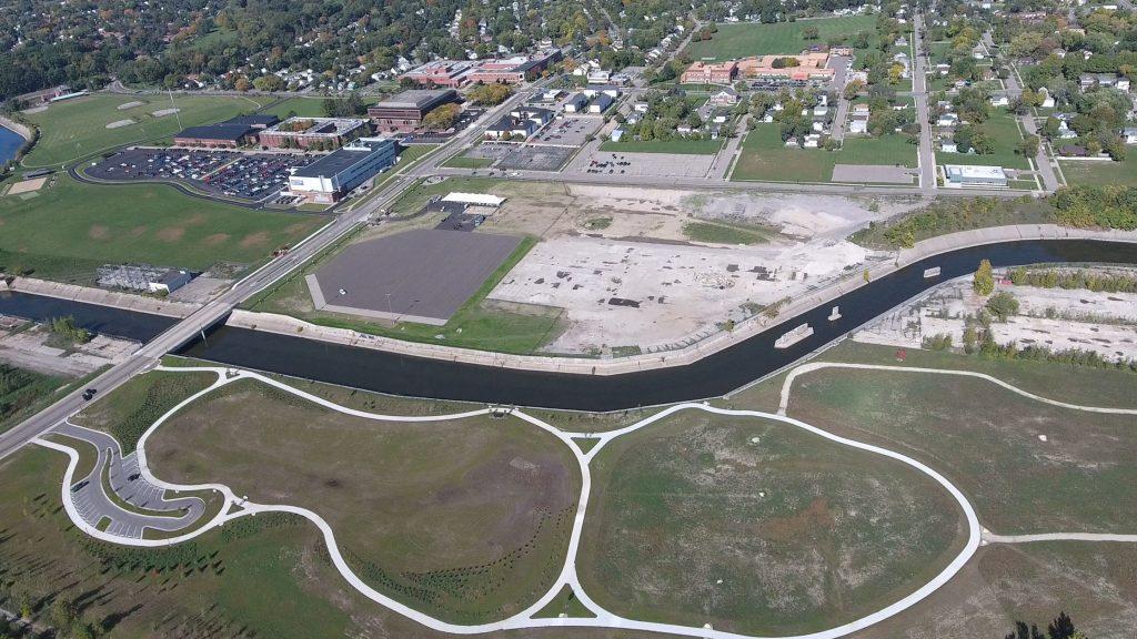 Kettering University campus, Flint, MI