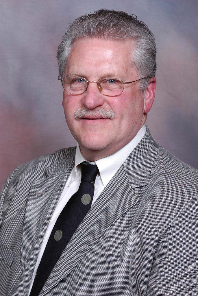 Tom James, Treasurer, Hurley Medical Center Board of Managers, Flint, MI