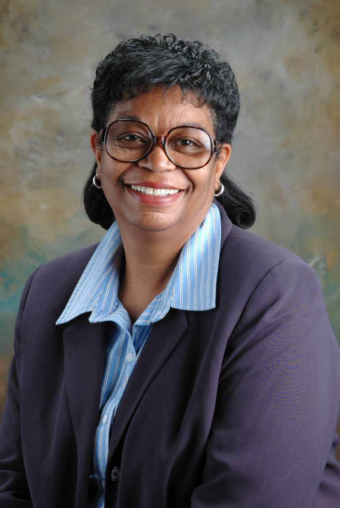 Charlotte Edwards, Secretary, Hurley Medical Center Board of Managers, Flint, MI