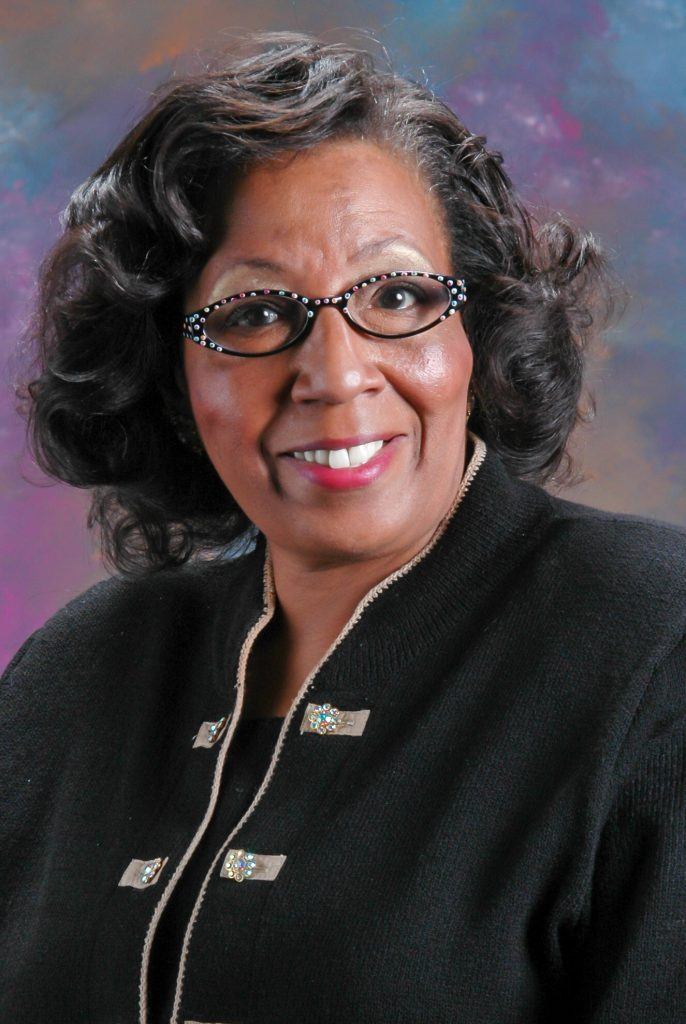 Frances Gilcreast, Vice Chair, Hurley Medical Center Board of Managers, Flint, MI