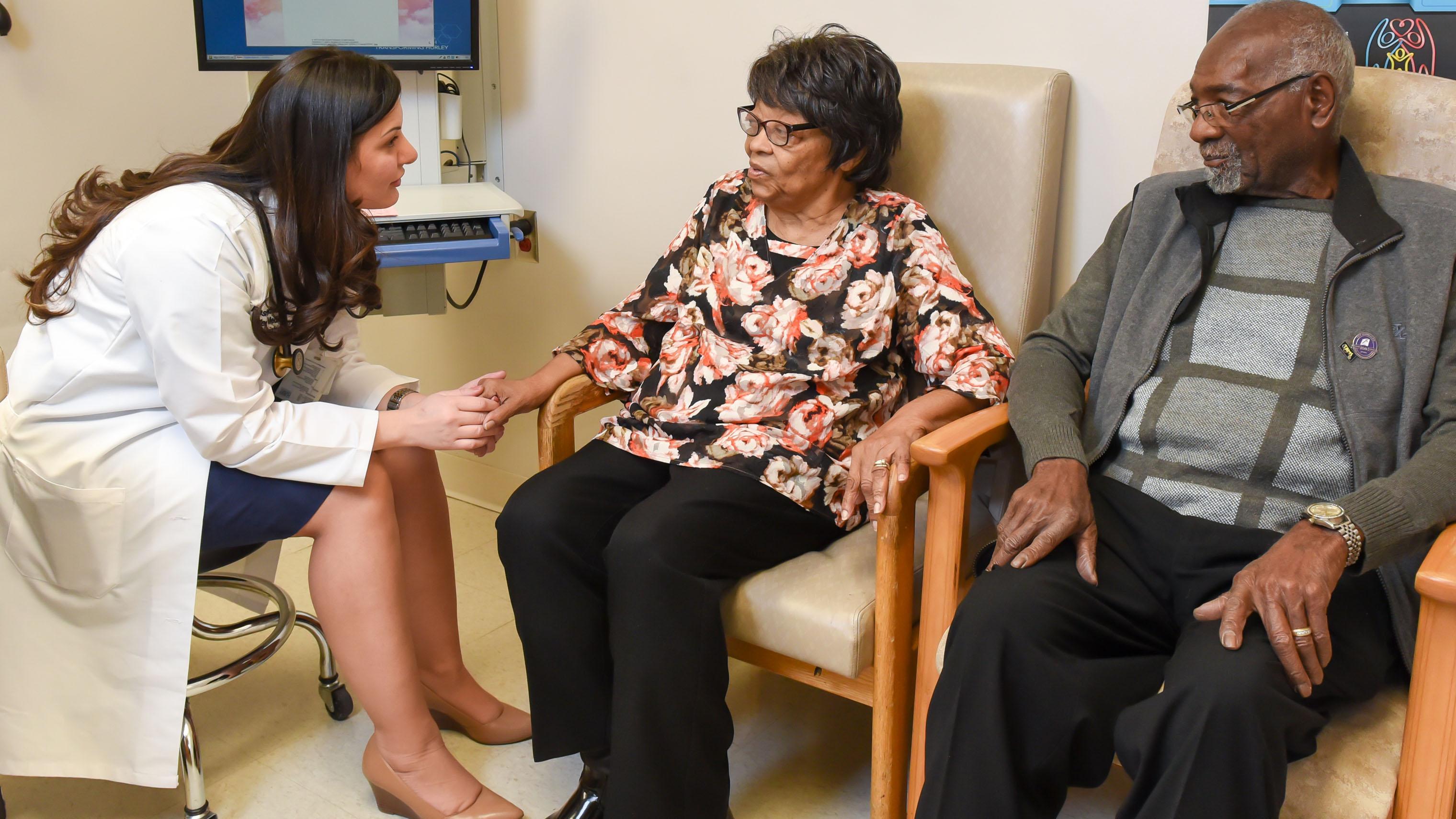 Hurley Medical Center's Senior Center of Excellence, Flint, MI