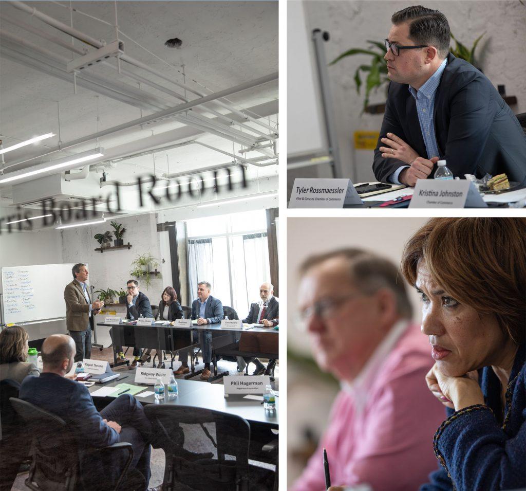 Forward Together steering committee, Flint, MI
