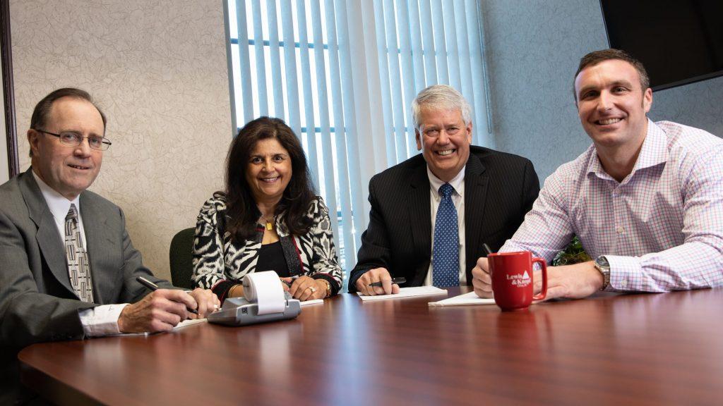 Lewis & Knopf partners, Flint, MI
