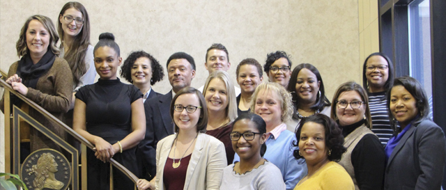 LeadershipNow 2019 cohort, Flint, MI