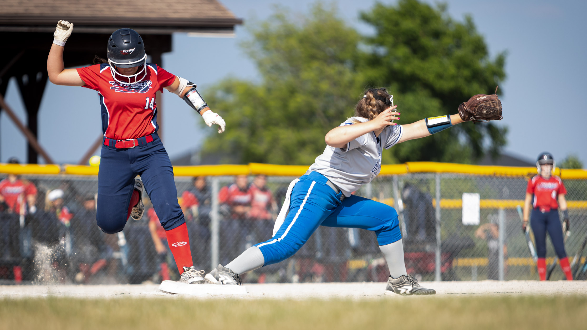 Firestix College Exposure Softball Tournament, Genesee County, MI