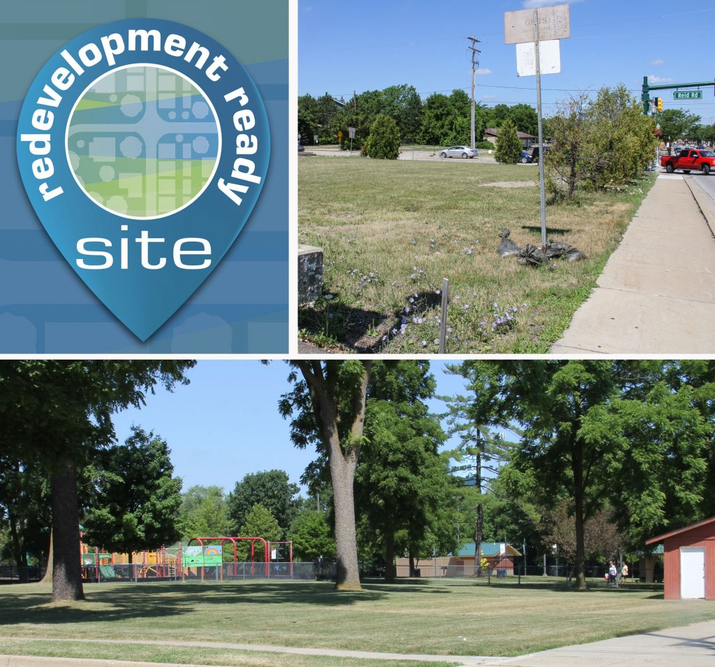Grand Blanc Redevelopment Ready Sites