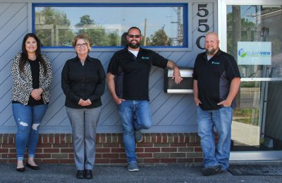 For ClearView Building Maintenance, medical buildings are its specialty