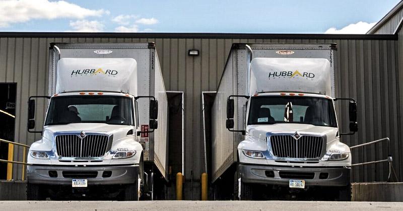 Hubbard Supply Co. warehouse
