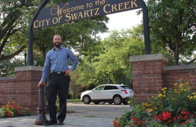 Municipally Speaking: Swartz Creek City Manager Adam Zettel, AICP